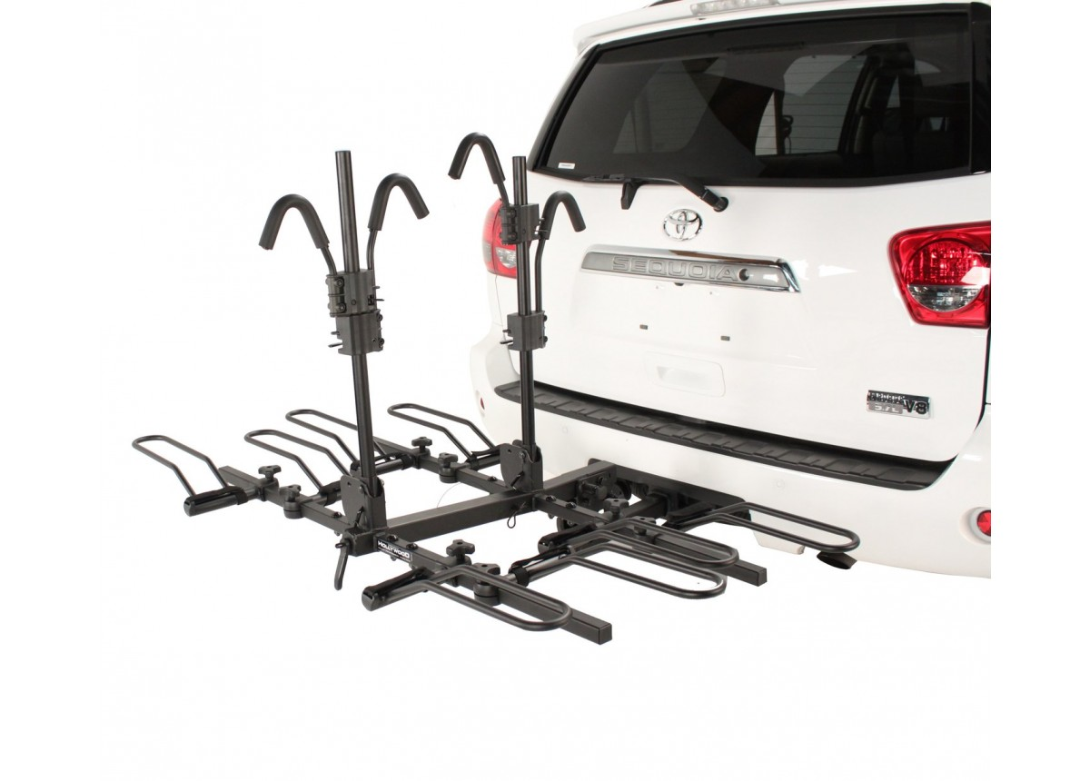 c2daa7bfcd9 Hollywood Sport Rider-SE 4 Bike Platform Style Rack 2