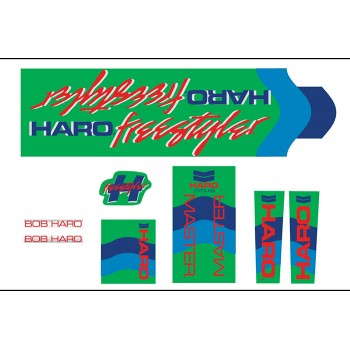 Haro Stickers