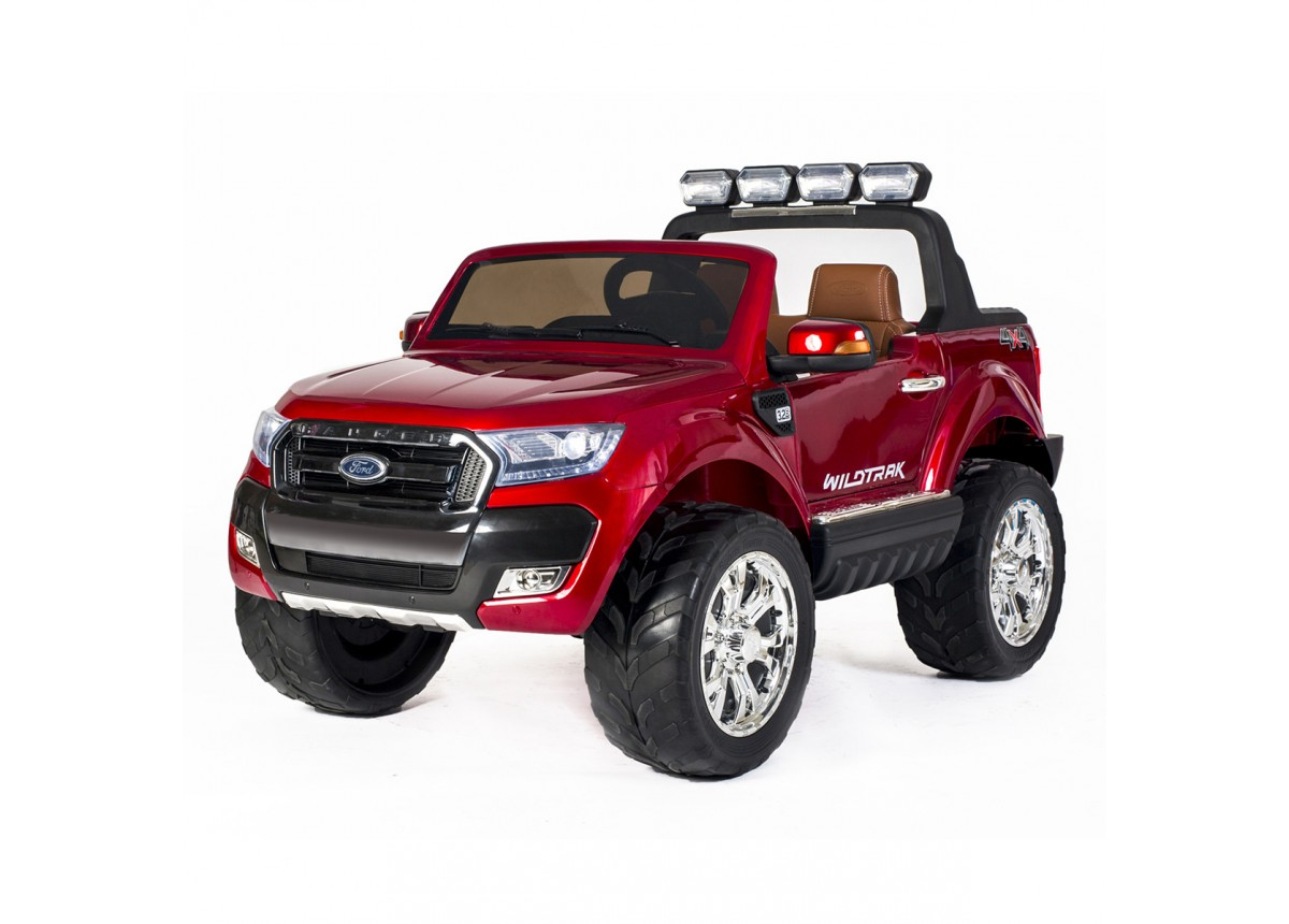 12V Ford Ranger V2 Electric Ride On - Red