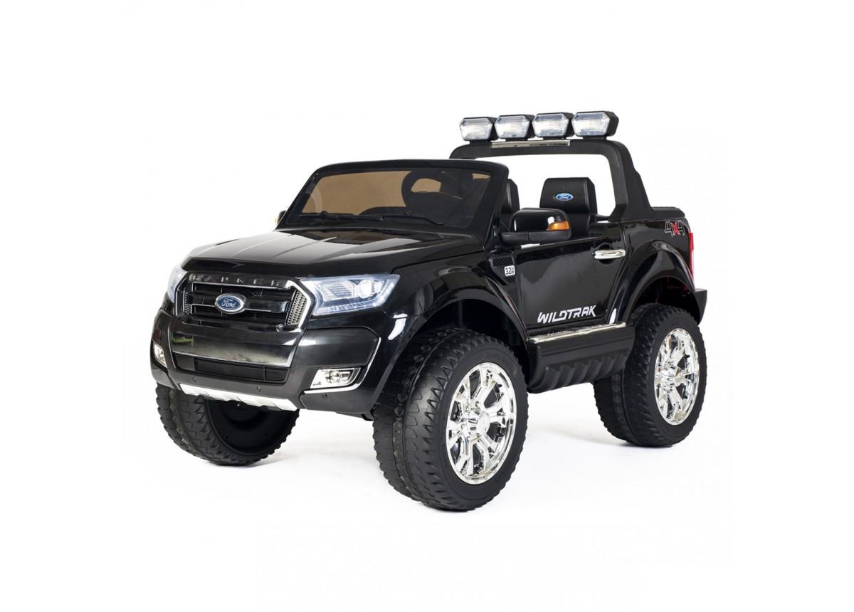 12V Ford Ranger V2 Electric Ride On - Black