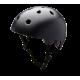Maha Skate Helmet Solid Black L 59cm – 61cm