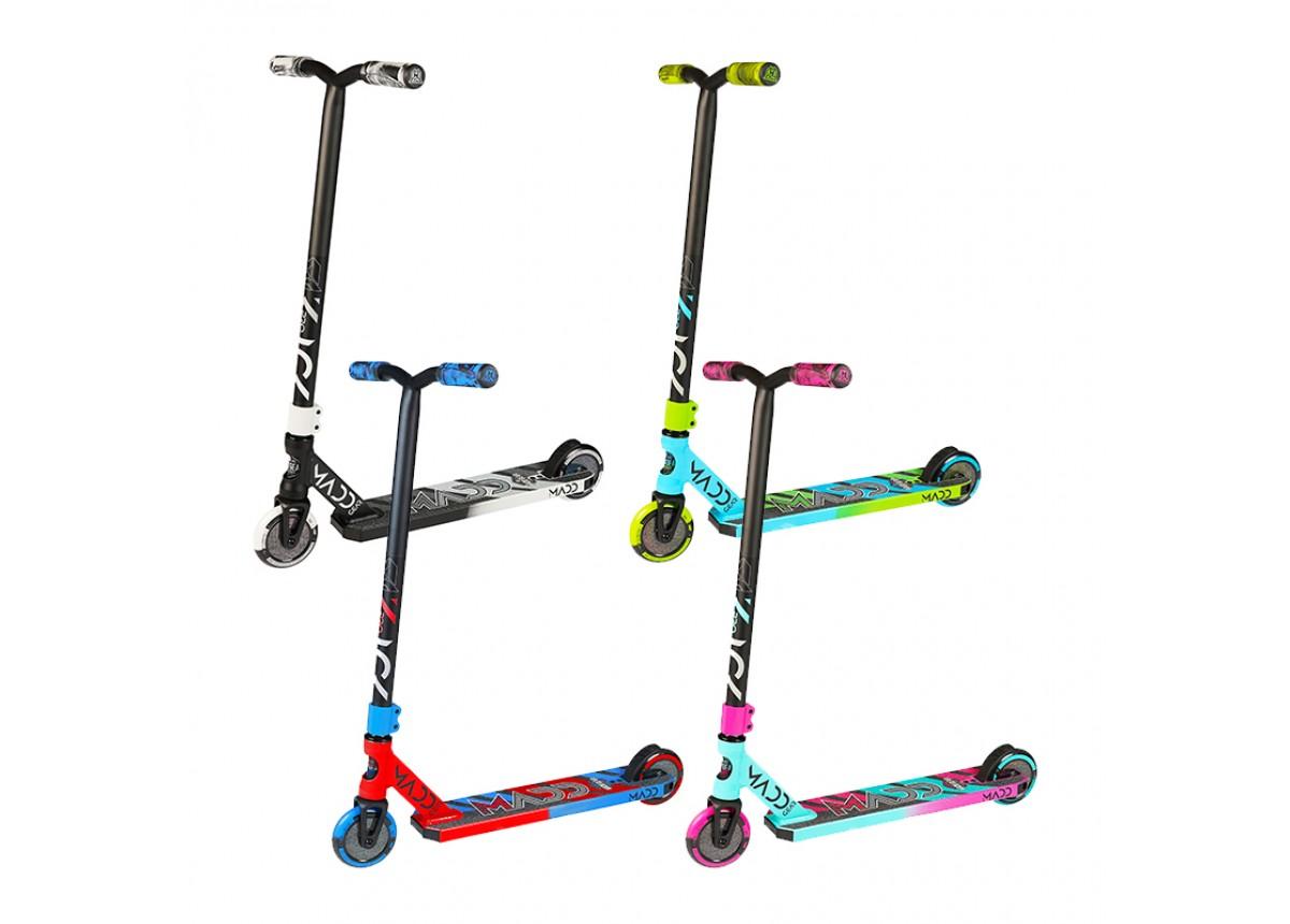 2020 Madd Gear MGP Kick Pro Scooters